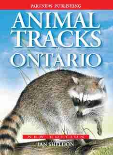 Animal Tracks of Ontario by Ian Sheldon