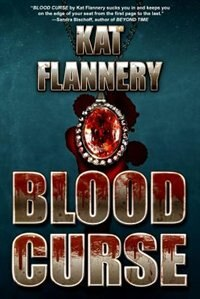 Book Blood Curse by Kat Flannery