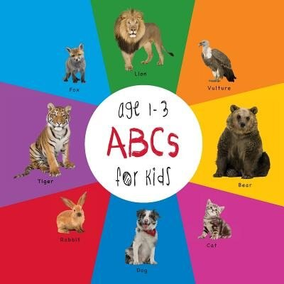 ABC Animals for Kids age 1-3 (Engage Early Readers: Children's Learning Books) with FREE EBOOK by Dayna Martin