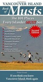 Vancouver Island Book Of Musts 2nd Edition