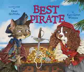 Best Pirate by Kari-Lynn Winters