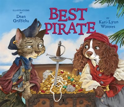 Best Pirate by Kari-Lynn Winters