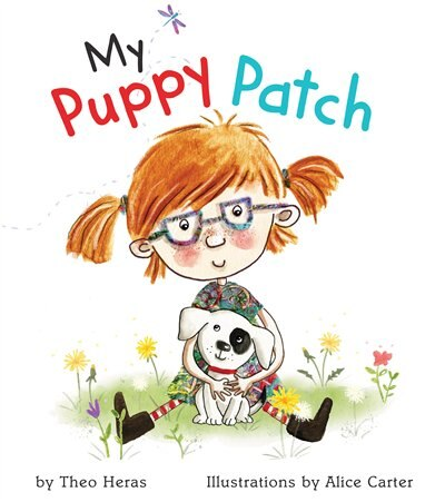 My Puppy Patch, Book By Theo Heras (Reinforced Library