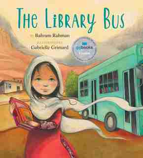 The Library Bus by Bahram Rahman
