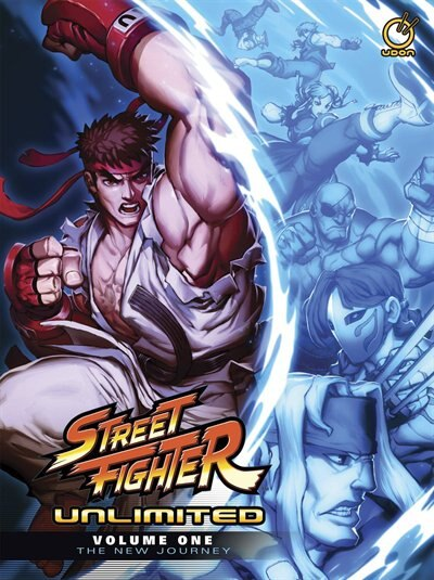 Street Fighter Unlimited Volume 1: The New Journey by Ken Siu-chong