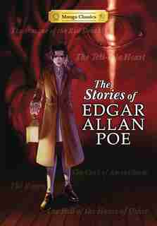 Manga Classics Stories Of Edgar Allan Poe: The Stories Of Edgar Allan Poe by Edgar Allan Poe
