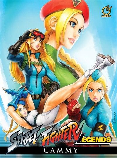 Street Fighter Legends: Cammy by Jim Zub