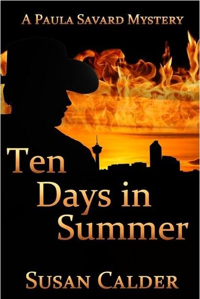 Ten Days In Summer by Susan Calder