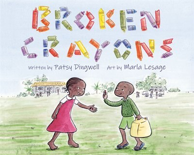 Broken Crayons by Patsy Dingwell