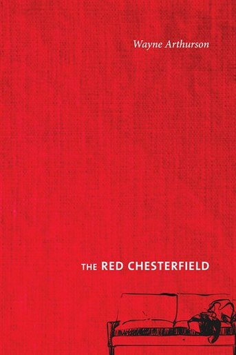 The Red Chesterfield by Wayne Arthurson