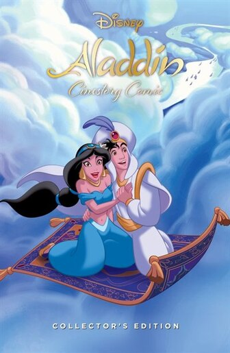 Disney Aladdin Cinestory Comic Collector's Edition by Disney