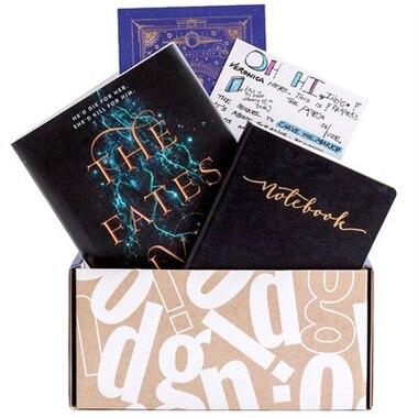 Indigo Book Box: Veronica Roth by Veronica Roth