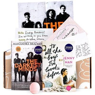 Indigo Book Box: At The Movies by Jenny Han