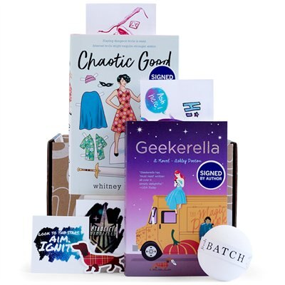 The Indigo Book Box: Once Upon a Summer by Ashley Poston
