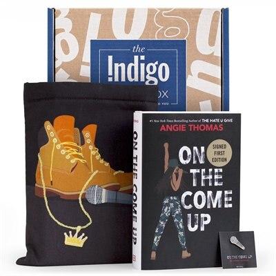 Indigo Book Box: Angie Thomas de Angie Thomas