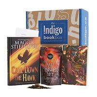 Indigo Book Box: Maggie Stiefvater
