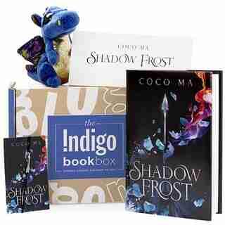 Indigo Book Box: Shadow Frost by Coco Ma