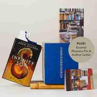 Indigo Book Box: Adam Silvera by Adam Silvera