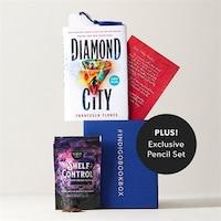 Indigo Book Box: Diamond City