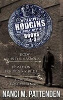 Detective Hodgins Books 1 to 3