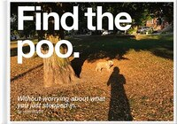 Find The Poo.: Without Worrying About What You Just Stepped In.