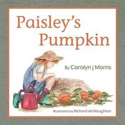 Paisley's Pumpkin by Carolyn j Morris