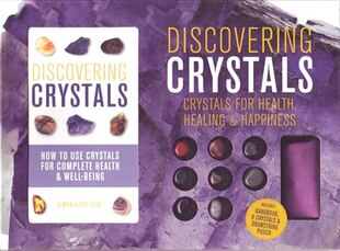 DISCOVERING CRYSTALS KIT