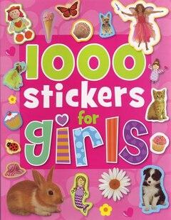 1000 Stickers Girls
