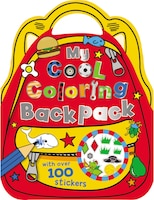 My Cool Coloring Backpack