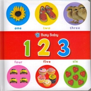 Busy Baby 123