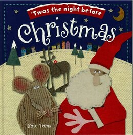 Book TWAS THE NIGHT BEFORE XMAS by MAKE BELIEVE IDEAS