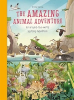 The Amazing Animal Adventure: An Around-the-world Spotting Expedition