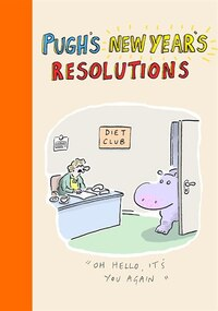 Pugh's New Year's Resolutions