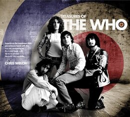 Book The Who Treasures by Chris Welch