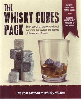 Book Whisky Cubes Pack by Na