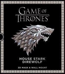 GAME OF THRONES HOUSE STARK DIREWOLF