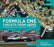 F1 COURSES FROM ABOVE