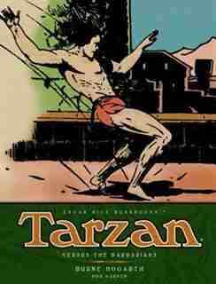 Tarzan - Versus The Barbarians (vol. 2) by Burne Hogarth