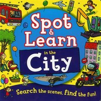 Spot & Learn In The City