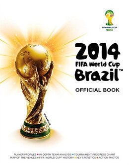Book FIFA 2014 WORLD CUP BRAZIL by Mattos John