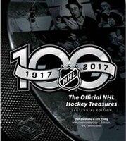 Official Nhl Hockey Treasures Centennial