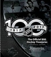 Official Nhl Hockey Treasures Centennial
