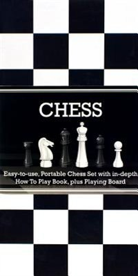 Book CHESS BK & BOX SET by Parragon Books