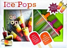 Book ICE POPS BOX by Books Parragon