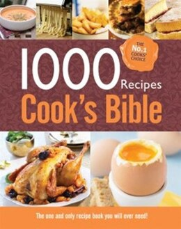 Book COOKS BIBLE 1000 RECIPES by Books Igloo