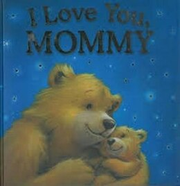 Book I LOVE YOU MOMMY GIFT BK by Joyce Melanie