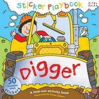 Sticker Playbk Digger