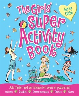 Book GIRLS SUPER ACTIVITY BK by Publ Arcturus