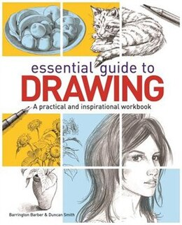 Book Essential Guide To Drawing by Barrington Barber