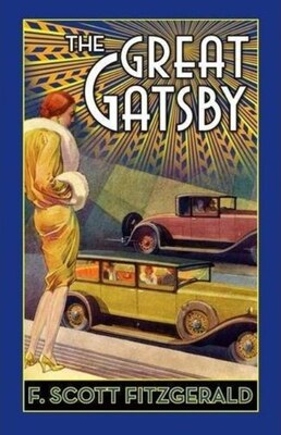 Book GREAT GATSBY SLIPCASED ED by Scott Fitzgerald F
